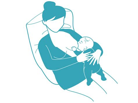 breastfeeding reclining position good positions for breastfeeding babycenter