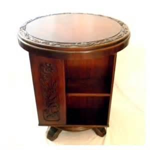 revolving bookcase table mahogany revolving bookcase table front porch antiques