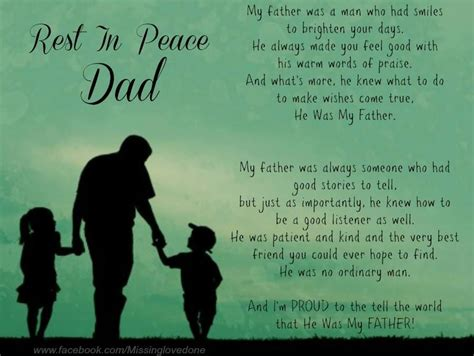 Happy Birthday And Rest In Peace Quotes Rest In Peace Dad Pictures Photos And Images For
