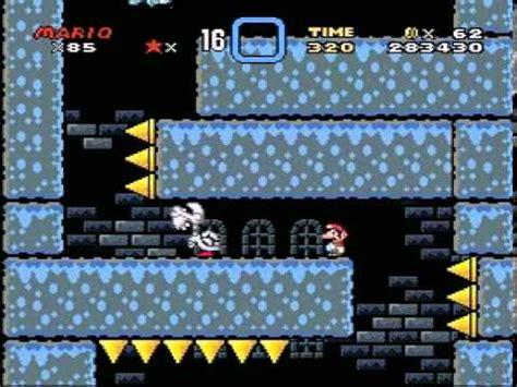 Super Mario World Walkthrough Front Door Doors 1 5 Front Door Mario World