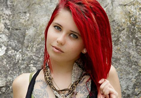 dyed layered hairstyles 27 flashy shoulder length layered hairstyles creativefan