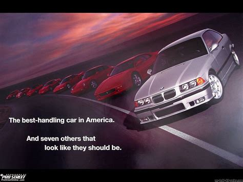 bmw commercial old and new bmw ad caigns part one