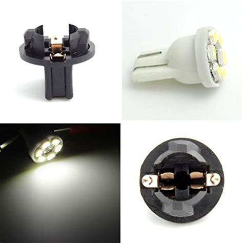 twist and lock led light bulbs partsam t10 194 led light 168 led bulbs bright