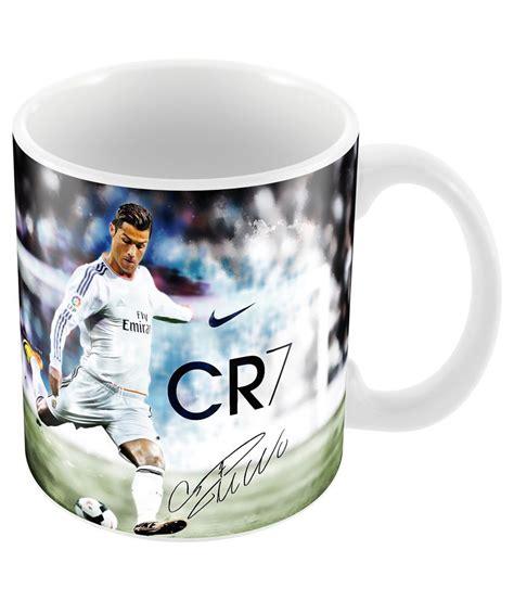 Mug Cristiano Ronaldo prinzox ceramic mug cristiano ronaldo cr7 buy at best price in india snapdeal