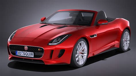 Jaguar Convertible Models Jaguar F Type S Convertible 2017 Squir