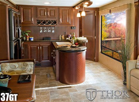 Kitchen Coach by Thor Challenger 37gt Rvguide