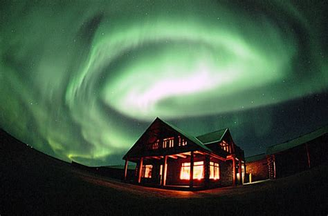 northern lights hotel the most magical places to the northern lights