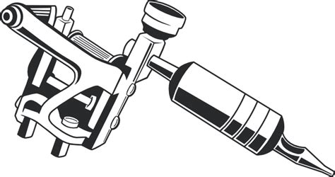 tattoo gun clipart www pixshark com images galleries