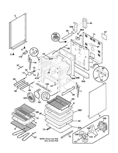 frigidaire gallery refrigerator parts diagram refrigerator parts frigidaire gallery refrigerator parts
