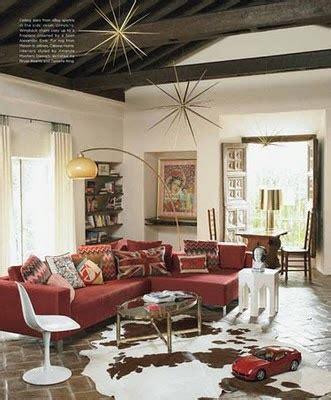 Cowhide Rug Living Room by Retropolitan Cowhide Rug Tutorial