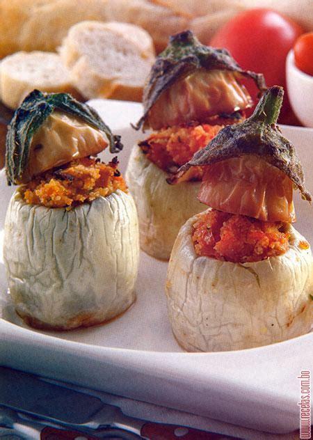 como cocinar berenjenas rellenas berenjenas rellenas recetas cocina y comida boliviana