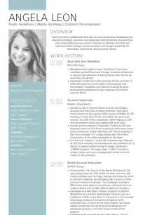 associate vice president resume samples visualcv resume