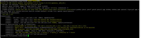linux xfrm tutorial strongswan based ipsec vpn using certificates and pre