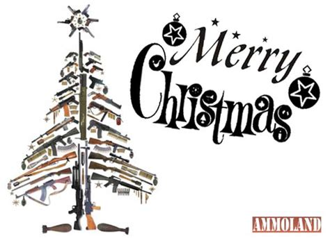 what a happy what a merry tree the firearms coalition wishes you a merry