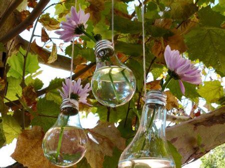 Hanging Light Bulb Vase by Diy Hanging Light Bulb Vases