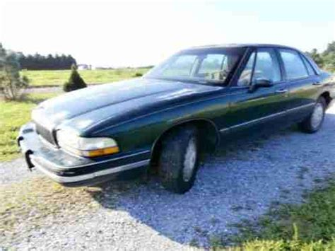 buick lesabre custom 1994 carefully read this