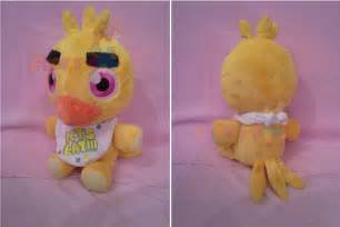 On hold 13 inch fnaf chica teddy by princeofrage on deviantart