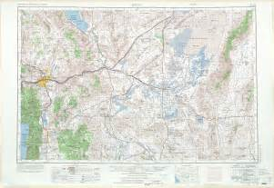 topographical map of reno topographic maps nv usgs topo 39118a1 at 1
