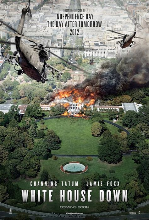 white house burned down the capitol burns on new international white house down posters firstshowing net