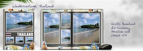 Fotobuch Design Vorlagen Fotobuch Vorlage Reise Thailand