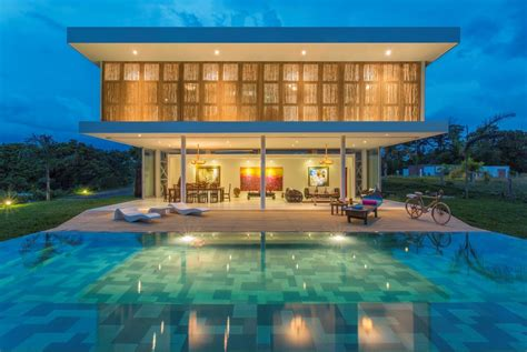 gallery house artsy gallery house in colombia by gm arquitectos wave