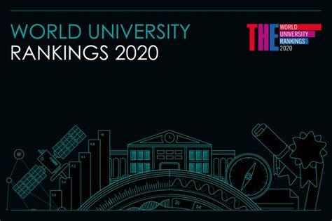 world university rankings  launch date announced