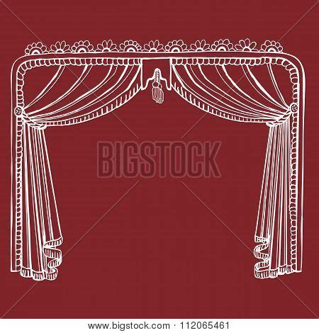 curtains drawn back on stage stock photo thinkstock hand drawn theater stage curtain vector photo bigstock