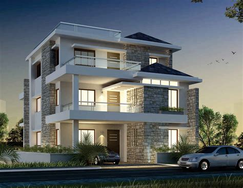 front face house design west facing house elevation designs single villa for 2bhk front elevation bracioroom