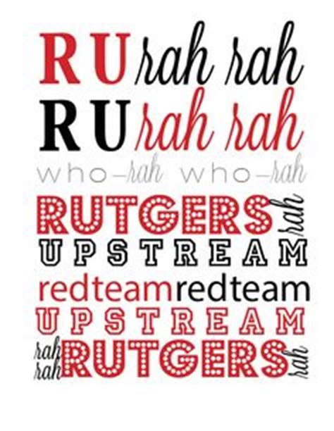 rutgers scarlet knights fight song canvas wall art 1000 images about rutgers on pinterest scarlet knight