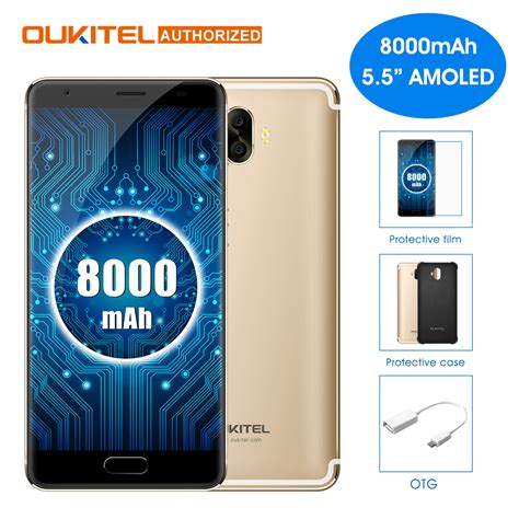 mobile octa aliexpress buy oukitel k8000 android 7 0 5 5 inch