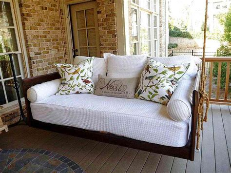porch swing with cushions how to buy porch swing cushions home furniture design