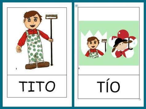 imagenes y palabras con t unid 225 ctica tres palabras con t escribimos la palabra t 205 o
