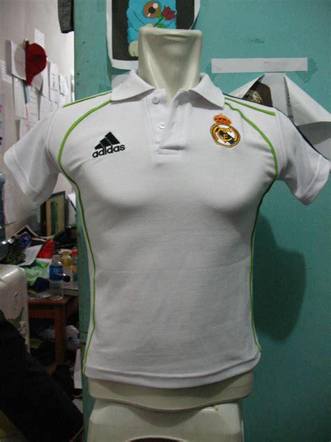 Polo Shirt Tshirt Kaos Kerah Adidas Real Madrid Keren 4 kaos lengan panjang pesan kaos