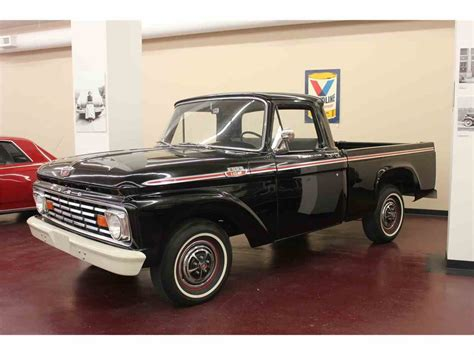 1963 ford f100 for sale 1963 ford f100 for sale classiccars cc 1035522