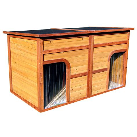 where can i buy dog houses flat top duplex dog house baxterboo