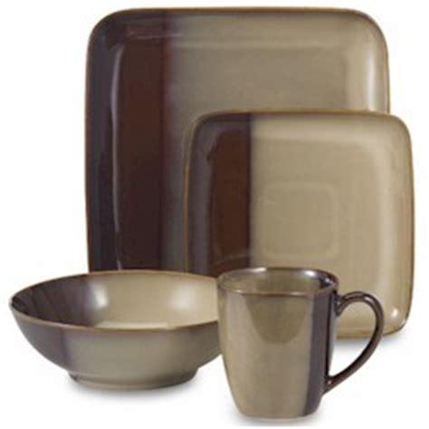 discontinued sango eclipse brown dinnerware