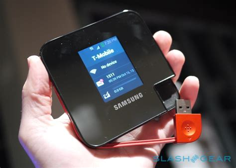 lte in mobile samsung lte mobile hotspot pro lands on t mobile touts