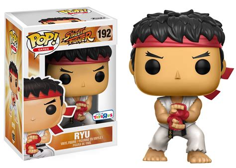 Funko Pop Ryu Fighter chapter 11 for toys r us page 2 revscene automotive forum
