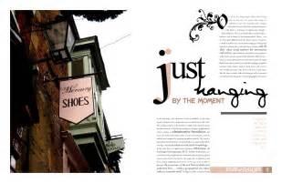 she set the bar magazine layouts