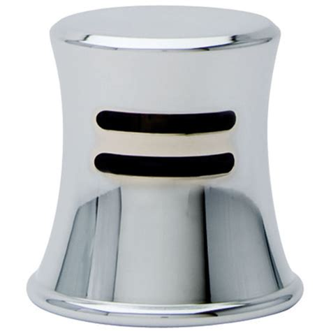 sink accessories 100 series air gap covers in 3 finishes