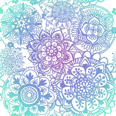 pattern pastel drawing 2 mandala patterns julie erin designs