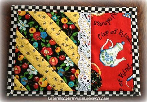 Engelbreit Rugs by Mug Rug Mug Rugs 2