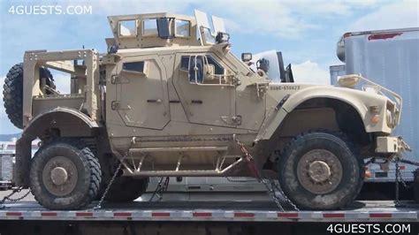 Trucker M oshkosh m atv special forces truck