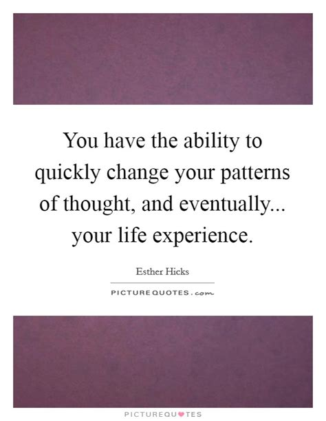thought pattern quotes thought patterns quotes sayings thought patterns
