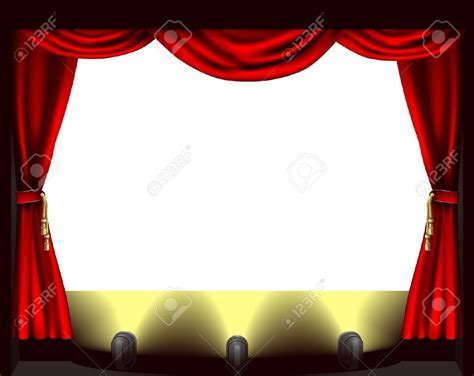 clipart teatro lights clipart musical theatre pencil and in color