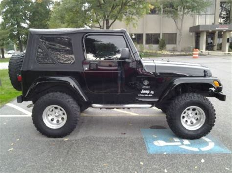 2006 Jeep Wrangler 4 Door Purchase Used 2006 Jeep Wrangler X 65th Anniversary