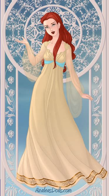 Dress Zm 087 Disney Princess Doll Images