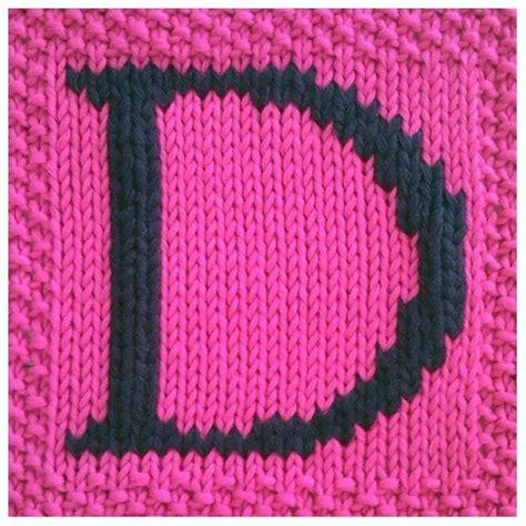 knitting pattern letters alphabet 52 best alphabet knitting patterns images on pinterest