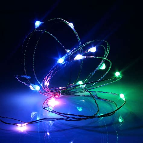 Desktop And Monitor Usb Decoration Lights For Birthdays Or Chrismas by 2m 20 Led Usb Copper Wire Led String Light For