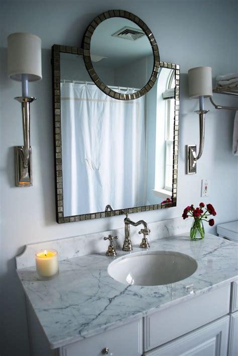 seafoam bathroom ballard designs mirror transitional bathroom